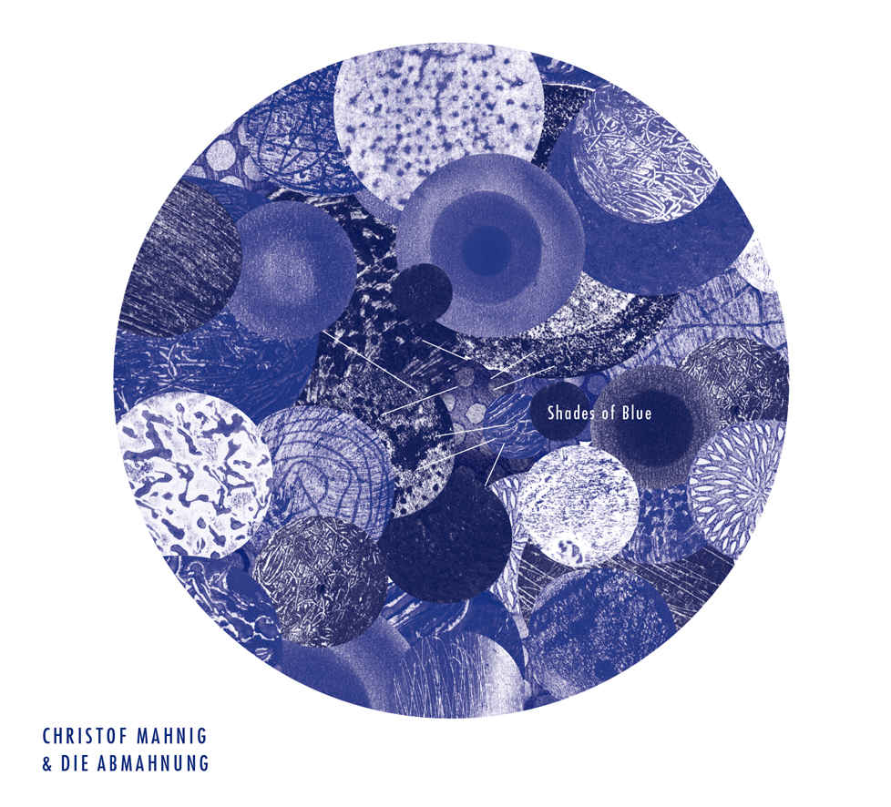 CD-Cover Shades Of Blue